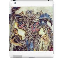 transformers iPad Case/Skin