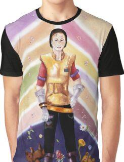 Mars Prince Graphic T-Shirt