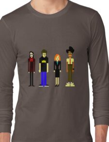 IT Crowd Long Sleeve T-Shirt