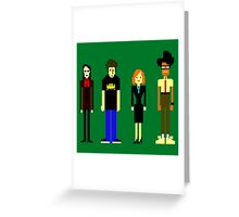 IT Crowd Greeting Card