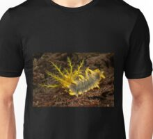 Yellow Sea Cucumber, Si Amil Island, Malaysia Unisex T-Shirt