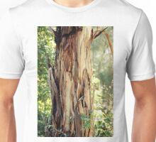 Gum Tree Trunk Unisex T-Shirt
