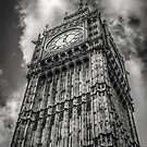 Big Ben in London by JFPhotography
