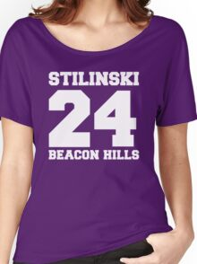 Stilinski 24 - Beacon Hills Women's Relaxed Fit T-Shirt