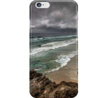 Gold Coast Storm iPhone Case/Skin