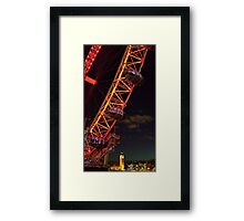 The icons of London Framed Print
