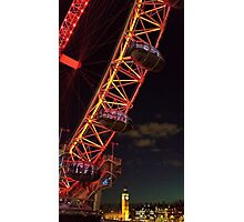 The icons of London Photographic Print