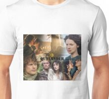 Outlander Collage Unisex T-Shirt