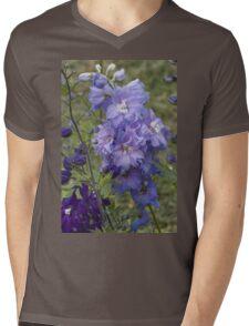 flower in the garden Mens V-Neck T-Shirt