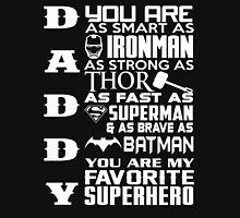 Daddy - My superhero T-Shirt