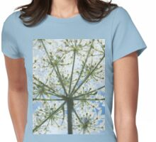 Chantilly Lace Womens Fitted T-Shirt