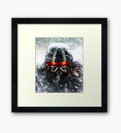 Hellghast KillZone3 Framed Print