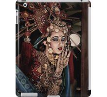 Beautiful woman iPad Case/Skin