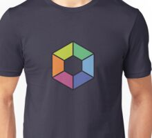 Hexagon - BitGen Remix Unisex T-Shirt