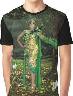 Beautiful woman Graphic T-Shirt