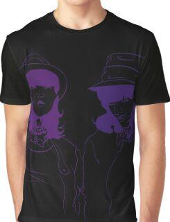 Run Purple Run Graphic T-Shirt