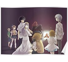ToAru Characters Poster