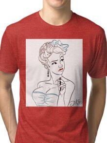 Marty Tri-blend T-Shirt
