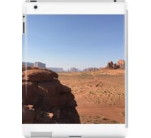 Monument Valley Plains iPad Case/Skin