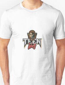 Teen Wolf Old School Unisex T-Shirt