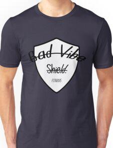 Bad Vibe Shield Unisex T-Shirt