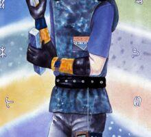 Warrior Class Kid - Mercury  Sticker