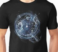 Time and space machine Unisex T-Shirt
