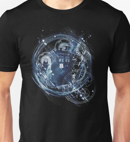 Time and space machine T-Shirt