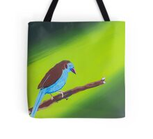 'Cordon Bleu Finch' by Matthew Becker (2016) Tote Bag