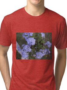 Flower of Love  Tri-blend T-Shirt