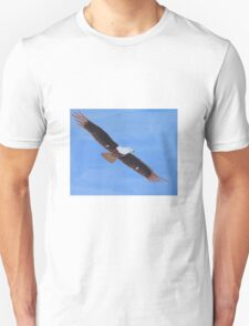 'African Fish Eagle' by Luke Becker (2016) Unisex T-Shirt
