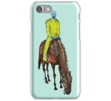 Walker White iPhone Case/Skin