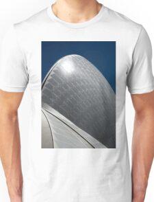 Shark Fin Architecture T-Shirt