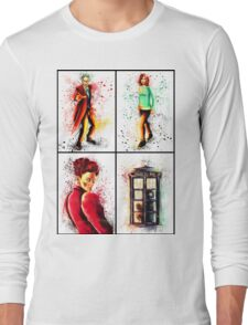 Doctor Who Series 9 T-Shirt