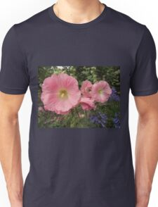pink hibiscus flowers T-Shirt