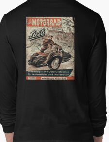 vintage sidecar Long Sleeve T-Shirt