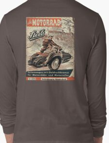 vintage sidecar Long Sleeve T-Shirt
