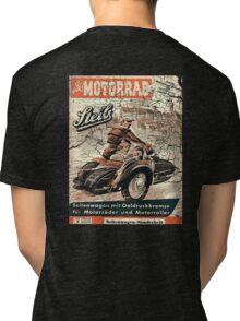 vintage sidecar Tri-blend T-Shirt