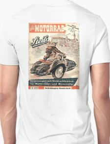vintage sidecar Unisex T-Shirt