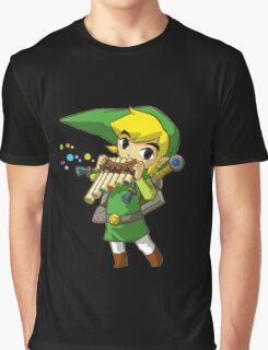 Link Windwaker Tee Graphic T-Shirt