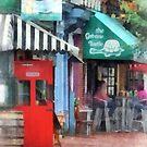 Cafe Fells Point MD by Susan Savad