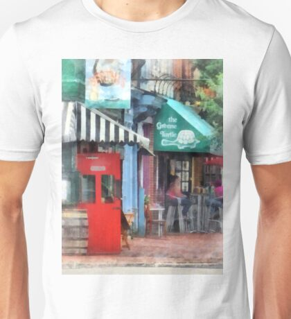 Cafe Fells Point MD Unisex T-Shirt
