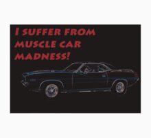 Muscle Car Madness Kids Tee