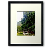 It was the best of times... Framed Print