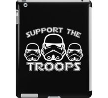 troops iPad Case/Skin