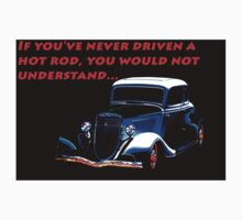 If You've Never Driven Kids Tee