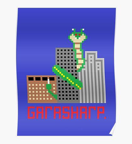 Garasharp Poster