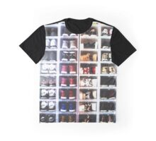 Sneaker Head - Collection Graphic T-Shirt