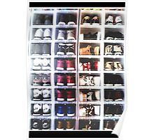 Sneaker Head - Collection Poster
