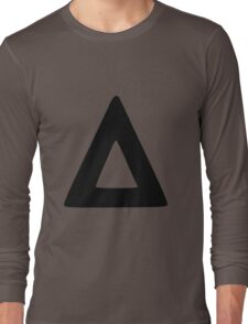 bastille triangle  Long Sleeve T-Shirt